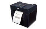 DOUBLE SIDED BARCODE LABEL PRINTER