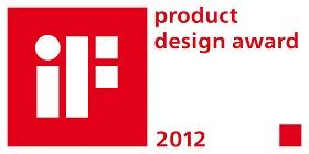 iF product design award 2012